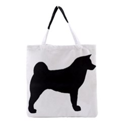 Akita Silo2 Grocery Tote Bag