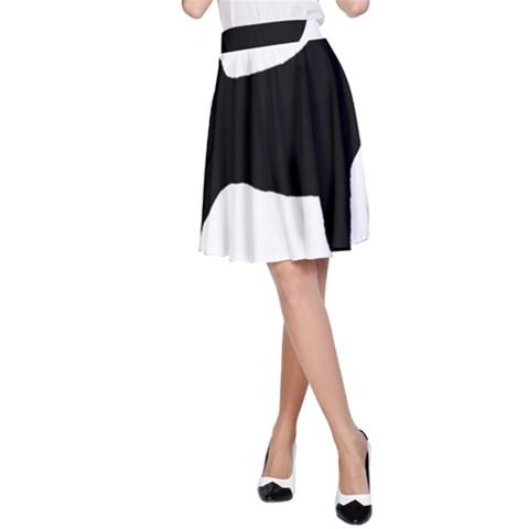 Akita Silo2 A-Line Skirt