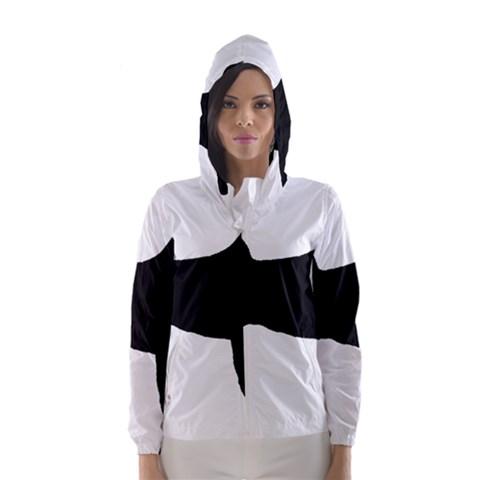 Akita Silo2 Hooded Wind Breaker (Women)
