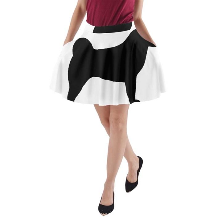Akita Silo2 A-Line Pocket Skirt