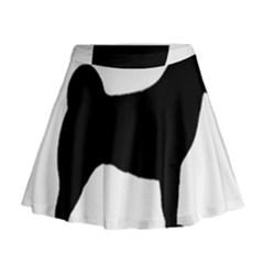 Akita Silo2 Mini Flare Skirt