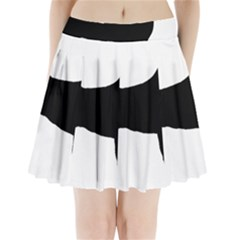 Akita Silo2 Pleated Mini Skirt