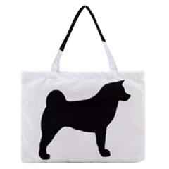 Akita Silo2 Medium Zipper Tote Bag