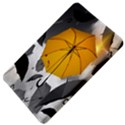 Umbrella Yellow Black White Kindle Fire (1st Gen) Hardshell Case View4
