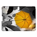 Umbrella Yellow Black White Samsung Galaxy Tab S (10.5 ) Hardshell Case  View1