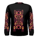 Alphabet Shirt Men s Long Sleeve Tee View2