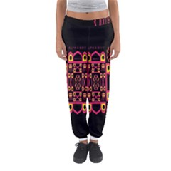 Alphabet Shirt Women s Jogger Sweatpants