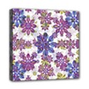 Stylized Floral Ornate Pattern Mini Canvas 8  x 8  View1