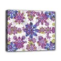 Stylized Floral Ornate Pattern Canvas 10  x 8  View1