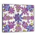 Stylized Floral Ornate Pattern Canvas 24  x 20  View1
