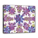 Stylized Floral Ornate Pattern Deluxe Canvas 24  x 20   View1
