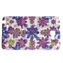 Stylized Floral Ornate Pattern Samsung Galaxy Note 1 Hardshell Case View1