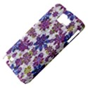 Stylized Floral Ornate Pattern Samsung Galaxy Note 1 Hardshell Case View4