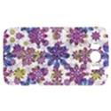 Stylized Floral Ornate Pattern HTC Sensation XL Hardshell Case View1