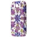 Stylized Floral Ornate Pattern HTC Sensation XL Hardshell Case View3
