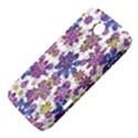 Stylized Floral Ornate Pattern HTC Sensation XL Hardshell Case View4
