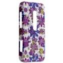 Stylized Floral Ornate Pattern HTC Evo 3D Hardshell Case  View2