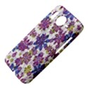 Stylized Floral Ornate Pattern HTC Desire HD Hardshell Case  View4