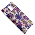 Stylized Floral Ornate Pattern Samsung Infuse 4G Hardshell Case  View5