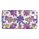 Stylized Floral Ornate Pattern Sony Xperia Arc View1