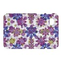 Stylized Floral Ornate Pattern Samsung Galaxy Tab 7  P1000 Hardshell Case  View1