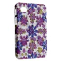 Stylized Floral Ornate Pattern Samsung Galaxy Tab 7  P1000 Hardshell Case  View2