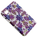 Stylized Floral Ornate Pattern Samsung Galaxy Tab 7  P1000 Hardshell Case  View5