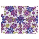 Stylized Floral Ornate Pattern Apple iPad 2 Hardshell Case View1