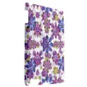 Stylized Floral Ornate Pattern Apple iPad 2 Hardshell Case View2