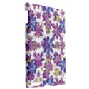 Stylized Floral Ornate Pattern Apple iPad 3/4 Hardshell Case View2
