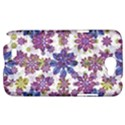 Stylized Floral Ornate Pattern Samsung Galaxy Note 2 Hardshell Case View1