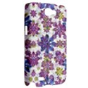 Stylized Floral Ornate Pattern Samsung Galaxy Note 2 Hardshell Case View2