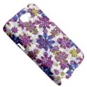 Stylized Floral Ornate Pattern Samsung Galaxy Note 2 Hardshell Case View5