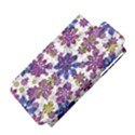 Stylized Floral Ornate Pattern Apple iPhone 5 Hardshell Case (PC+Silicone) View4