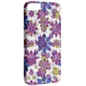 Stylized Floral Ornate Pattern Apple iPhone 5 Classic Hardshell Case View2