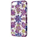 Stylized Floral Ornate Pattern Apple iPhone 5 Classic Hardshell Case View3