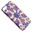 Stylized Floral Ornate Pattern Apple iPhone 5 Classic Hardshell Case View5