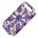 Stylized Floral Ornate Pattern Samsung Galaxy S III Hardshell Case (PC+Silicone) View4