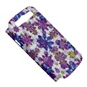 Stylized Floral Ornate Pattern Samsung Galaxy S III Hardshell Case (PC+Silicone) View5