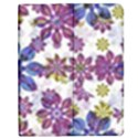 Stylized Floral Ornate Pattern Apple iPad 2 Flip Case View1