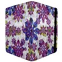 Stylized Floral Ornate Pattern Apple iPad 2 Flip Case View4