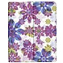 Stylized Floral Ornate Pattern Apple iPad Mini Flip Case View1