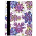 Stylized Floral Ornate Pattern Apple iPad Mini Flip Case View3