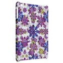 Stylized Floral Ornate Pattern Apple iPad Mini Hardshell Case View2