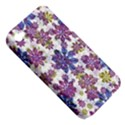 Stylized Floral Ornate Pattern Apple iPhone 4/4S Hardshell Case (PC+Silicone) View5