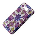 Stylized Floral Ornate Pattern Samsung Galaxy Premier I9260 Hardshell Case View4