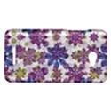 Stylized Floral Ornate Pattern HTC Butterfly X920E Hardshell Case View1
