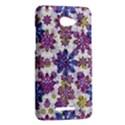 Stylized Floral Ornate Pattern HTC Butterfly X920E Hardshell Case View2