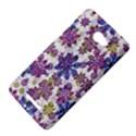 Stylized Floral Ornate Pattern HTC Butterfly X920E Hardshell Case View4