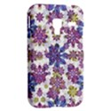 Stylized Floral Ornate Pattern Samsung Galaxy Ace Plus S7500 Hardshell Case View2